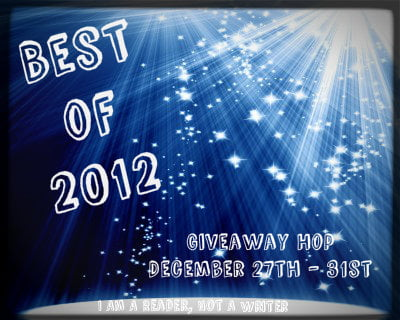 Best of 2012 Book Giveaway – Guess which ones I have for you?