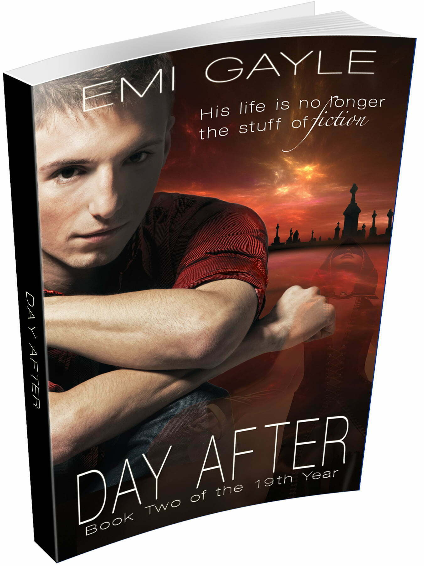 Oooh, Goodies! Book 2 goodies! Day After hotness in Winn! Check it out!