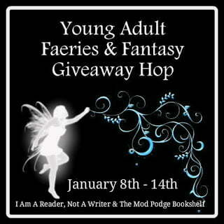 Young Adult Faeries & Fantasy Giveaway Hop – I know a fairy who's partner is a vampire and daughter can be a demon. :)