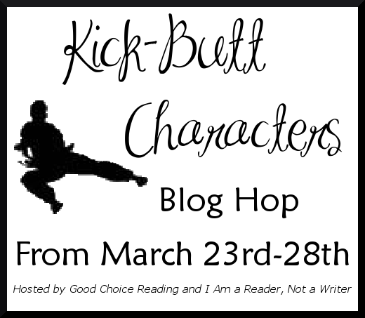 What traits make a character 'kick butt'?