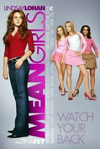 Mean Girls Movie Poster from Wikipedia