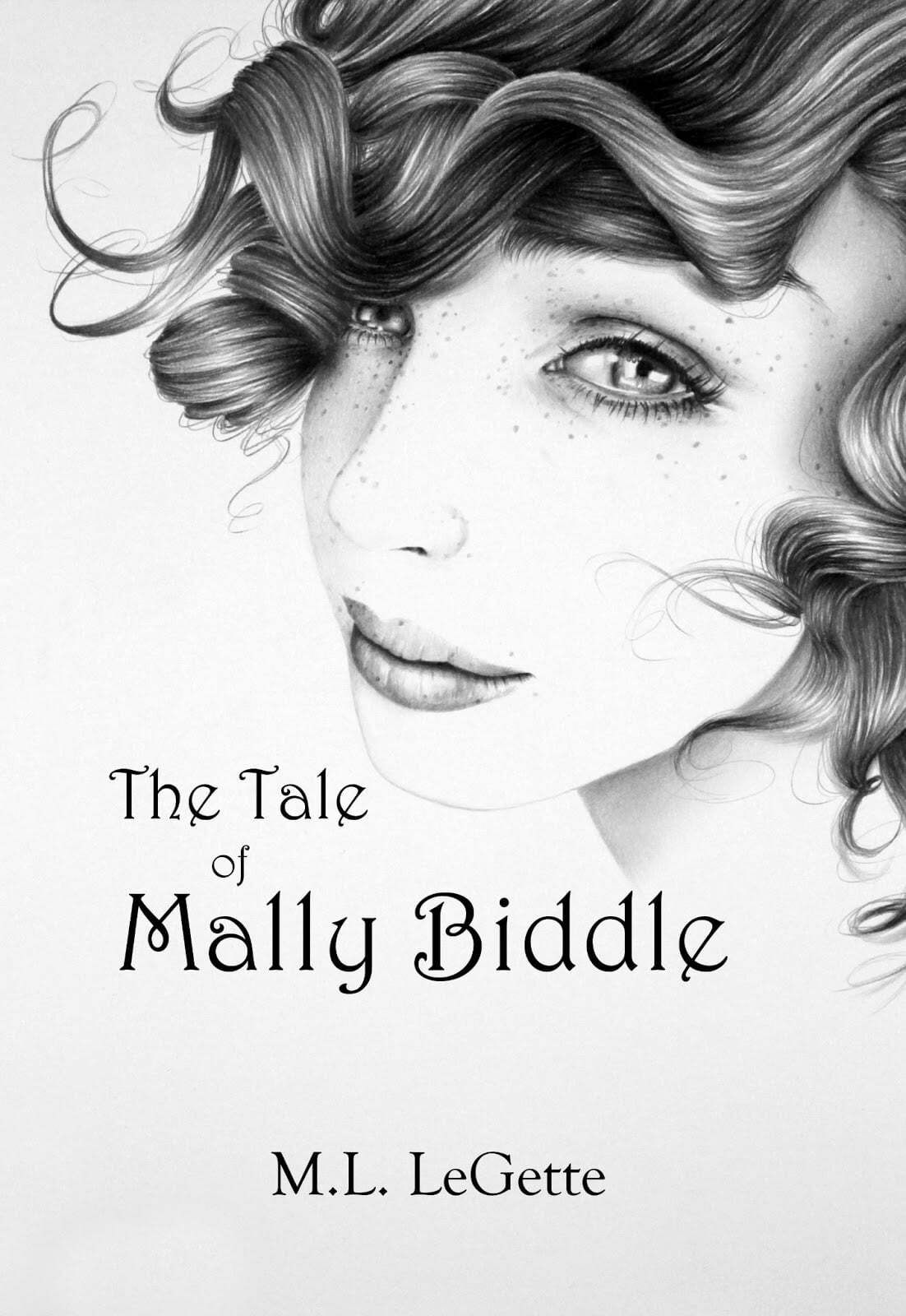 Would M.L. LeGette, author of The Tale of Mally Biddle, go back to high school?