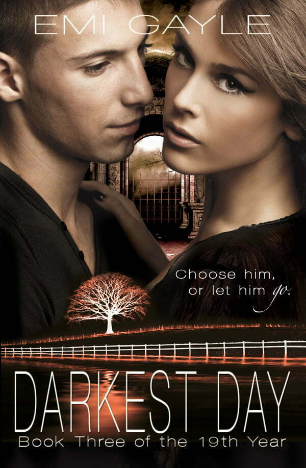Cover Reveal! The final book – Darkest Day – what do you think?