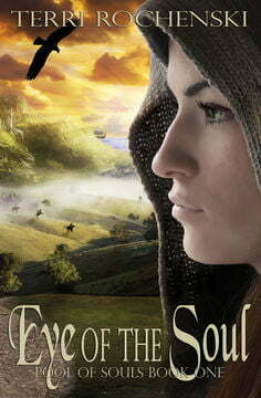 Terri Rochenski's Eye of the Soul is here! It will soothe your soul!